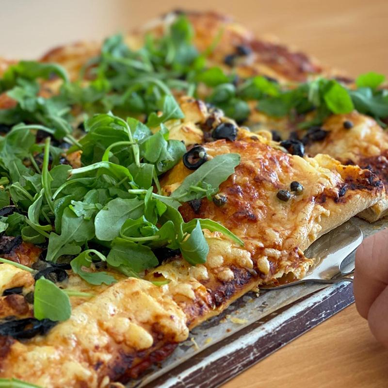 vegetarpizza