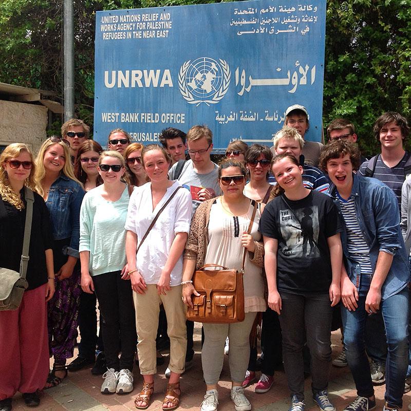 FN og internasjonale organisasjoner